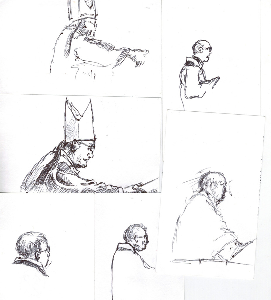 Happy Easter: Some Sketches of Pontificates